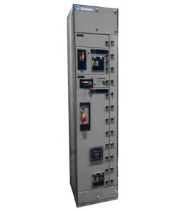 The Evolution E9000 AR Motor Control Center from General Electric has added safety features.